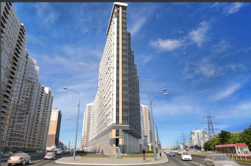 Торгово-офисный комплекс в ЖК «Приморский квартал»