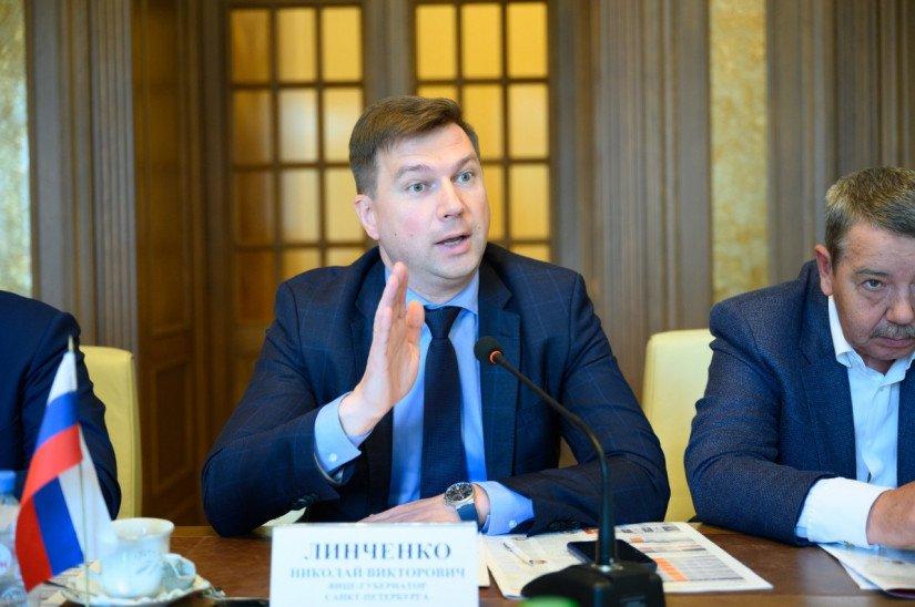 Николай Линченко NSP.RU конференция недвижимость и строительство