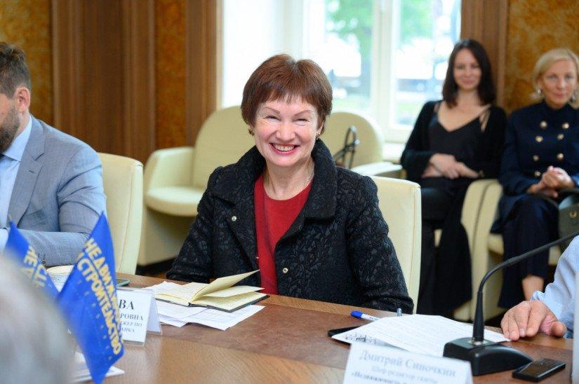 Татьяна Хоботова, банк «Открытие» NSP.RU конференция недвижимость и строительство