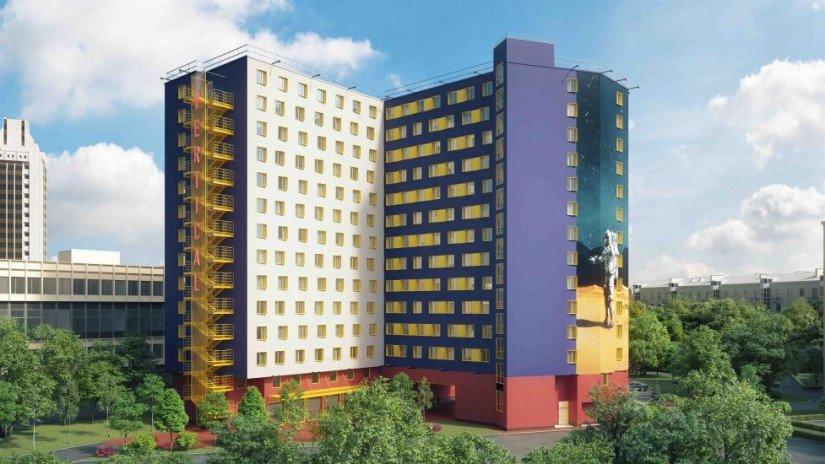 Vertical We&I фасады