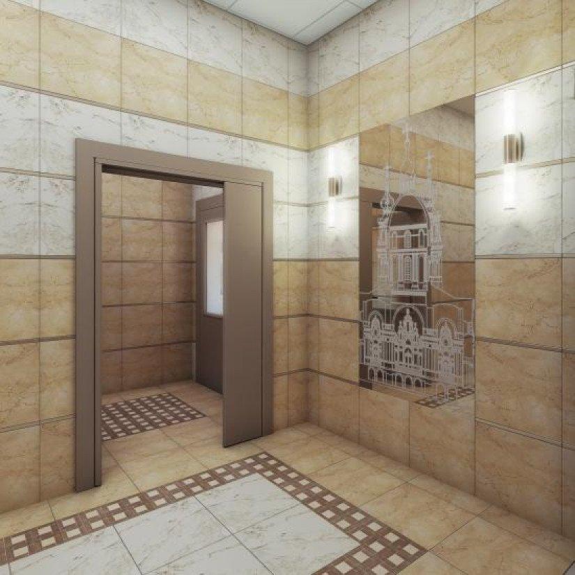 ЖК «Новый Оккервиль»  лифты