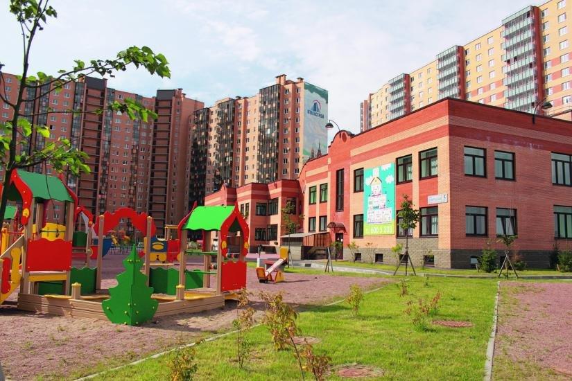 ЖК «Новый Оккервиль» детский сад
