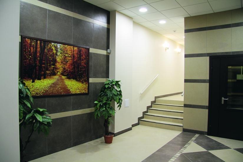 ЖК «Новый Оккервиль» лифтовой холл