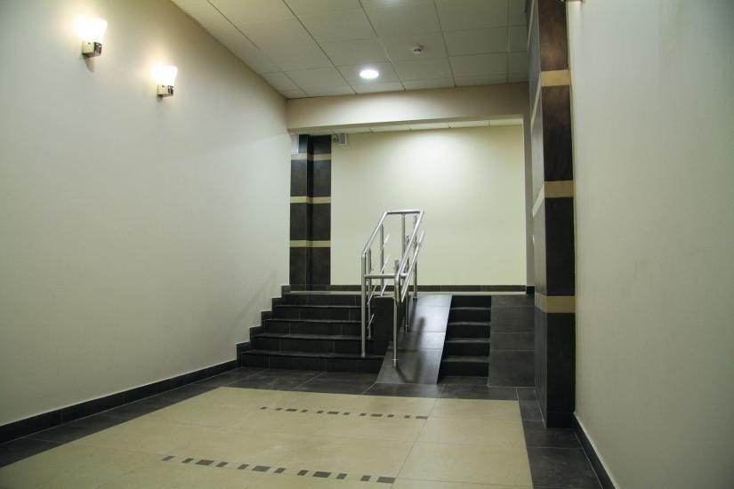 ЖК «Новый Оккервиль» холл
