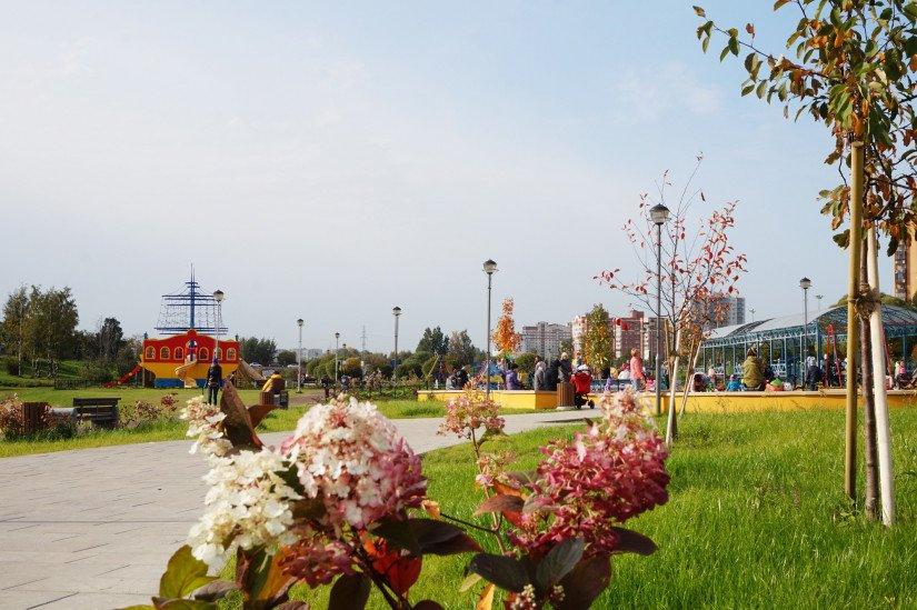 Парк Оккервиль 1