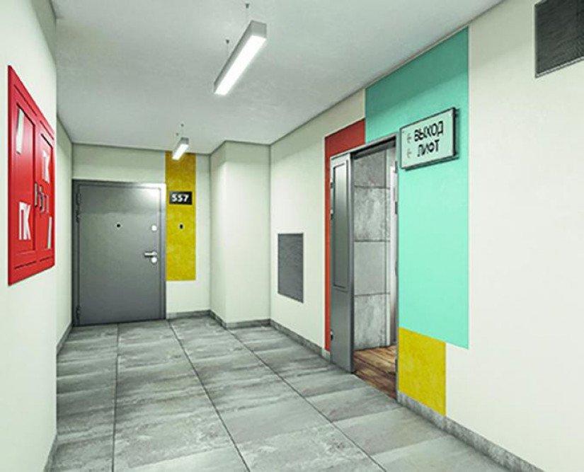 ЦДС «Полюстрово»  лифт