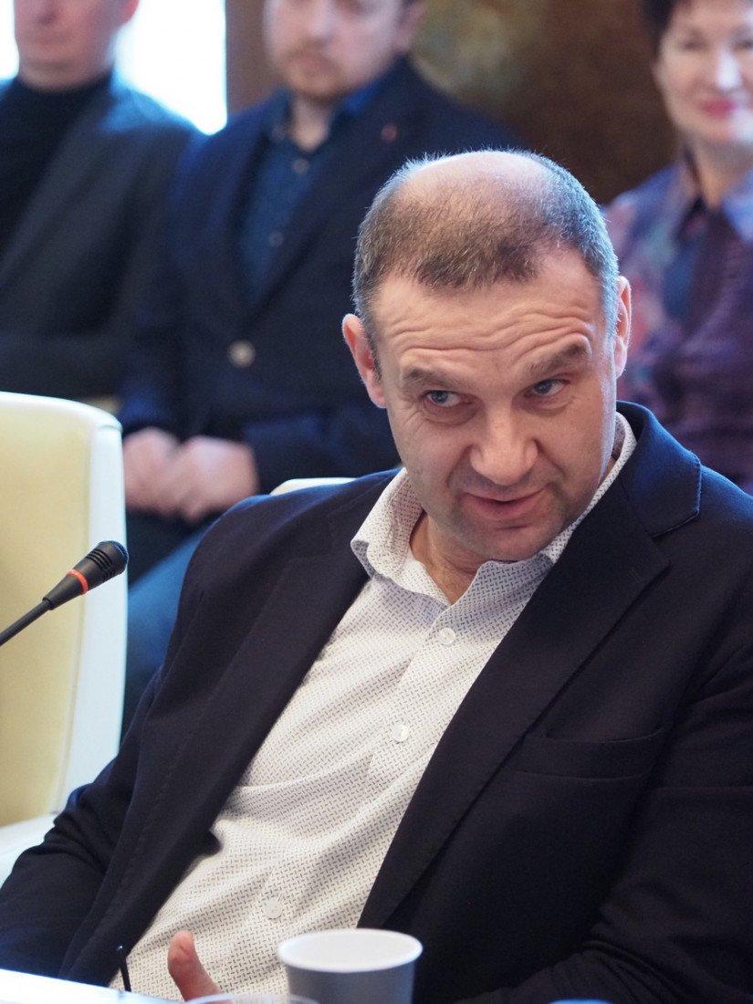 Петр Кузнцов (Конфидент)- Как строить в центре Петербурга - Дискуссионный клуб NSP