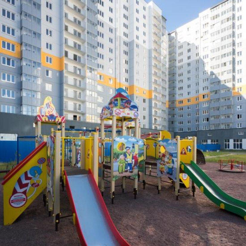 ЖК «Новое Горелово»  детская площадка