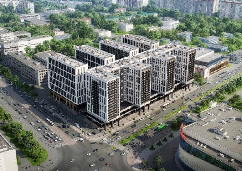 Апарт-комплекс VALO панорама