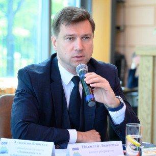 Николай ЛИНЧЕНКО, вице-губернатор Санкт-Петербурга