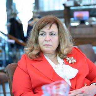 Канунниокова Лариса, заместитель председателя Комитет по благоустройству Санкт-Петербурга