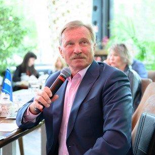 Алексей БЕЛОУСОВ, генеральный директор СРО Ассоциация «Объединение строителей Санкт-Петербурга»