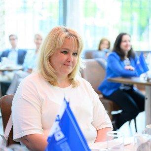Ирина СОЛОВЬЕВА, коммерческий директор управления Группы «Эталон»