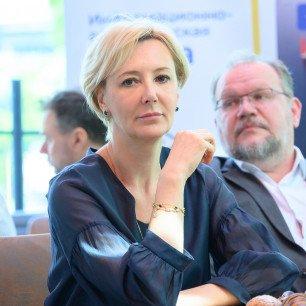 Анжелика БОЛЬШЕГОРОДСКАЯ, заместитель генерального директора ООО «Мегалит – Охта Групп»