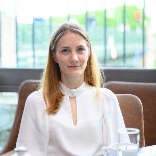 Анастасия ИВАЩЕНКО, руководитель департамента продаж  европейской строительной группы компании Hansa