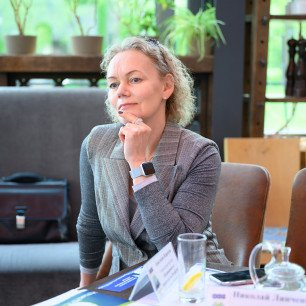 Анастасия ЯСИНСКАЯ, главный редактор газеты «Недвижимость и строительство Петербурга» и сайта NSP.RU