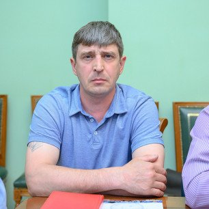 Алексей Васильев, начальник участка компании «Геопроникс Демонтаж»