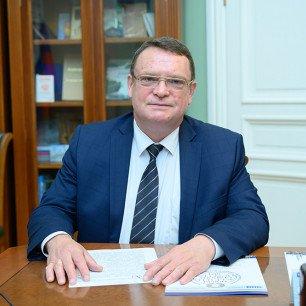 Виктор Свистунов, начальник Юридического управления Госстройнадзора Санкт-Петербурга
