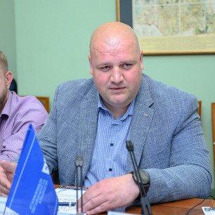 Виталий Никифоровский, вице-президент ГК Springald