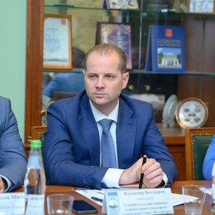 Владимир Болдырев, начальник Службы государственного строительного надзора и экспертизы Санкт-Петербурга