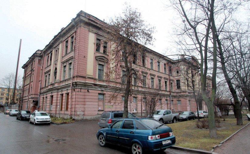 Здание на Каменноостровском пр., 66