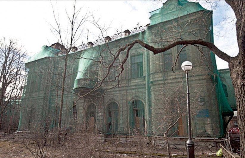 Усадьба Игеля (Каменноостровский пр., 58–60)