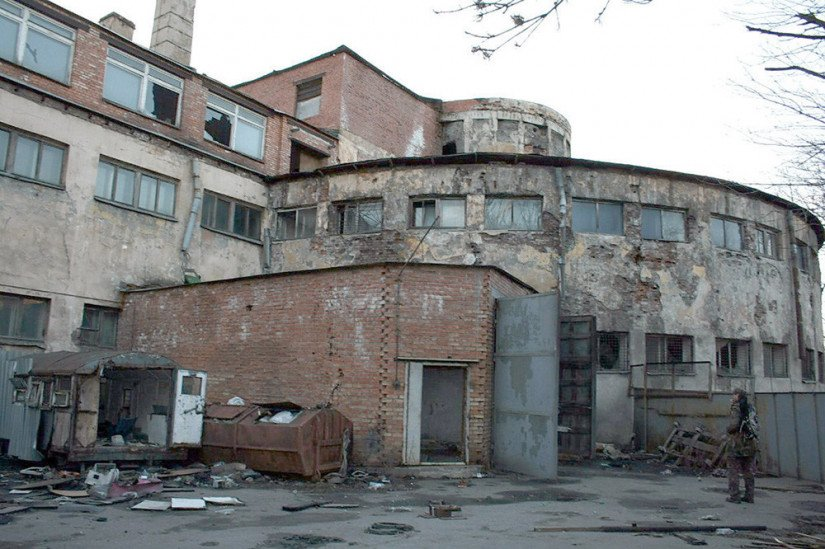 Бани «Гигант» на улице Зои Космодемьянской