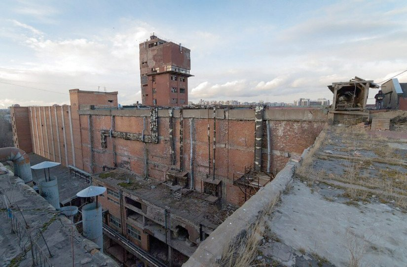 ТЭЦ на бывшей территории завода «Самсон»