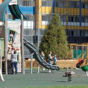 Полис на Комендантском - Комфортная жилая среда