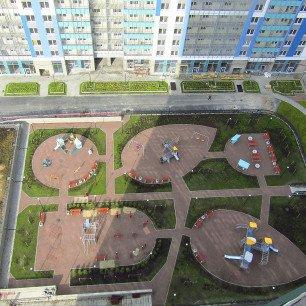 ЖК «Огни залива» - Комфортная жилая среда