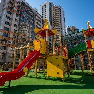ЖК-Триумф-Парк-Mirland Development Corporation-Комфортная жилая среда