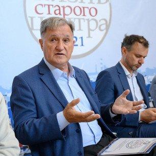 Олег ХАРЧЕНКО, российский архитектор и педагог, кандидат архитектуры, профессор