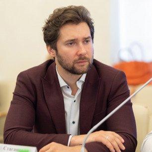 Игорь Стаганович, представитель компании ООО «Мегалайн», руководитель проекта развития территории бывшей строительной площадки Горская