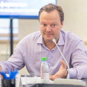 Александр Подсекин, генеральный директор индустриального парка «Альянс Парк»