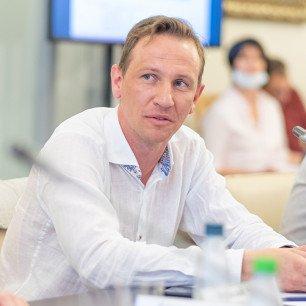Михаил Смолко, исполнительный директор ГК GSP Group