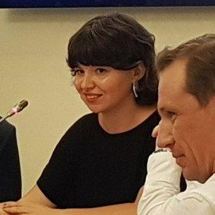 Евгения Иванова, модератор, редактор ИИЦ «Недвижимость Петербурга»