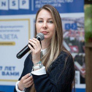 Конвей Елизавета, директор департамента жилой недвижимости Colliers Санкт-Петербург