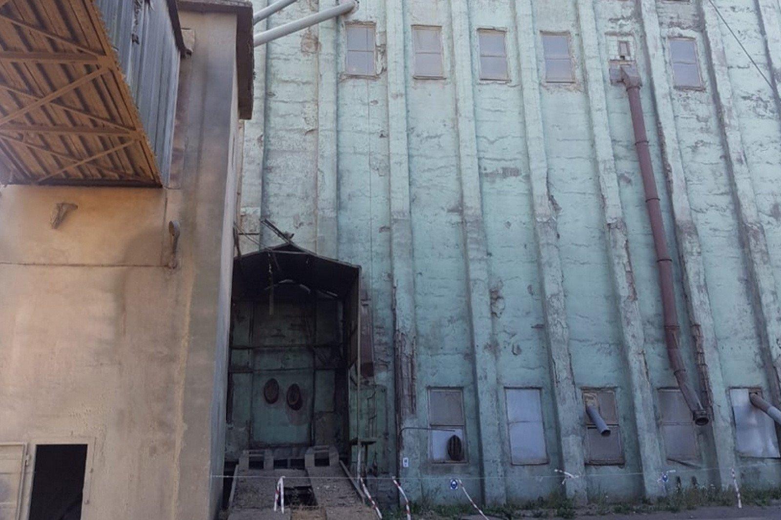 Элеватор мукомольного завода это конвейер скребковый ср 70 05